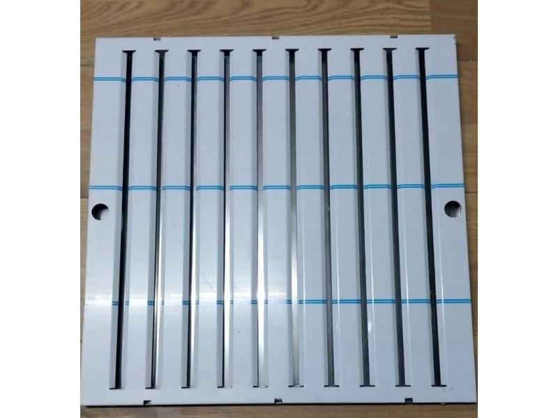 Davlumbaz Endüstriyel Sanayi Tip 50 cm  x 50 cm 304 Paslanmaz Çelik