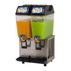 Hosk İkili Limonata Şerbet - Şerbet Makinesi 2x20 lt