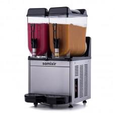 Samixir Ice Slush Granita Buzlaç Makinesi 2x12 lt