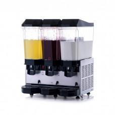 Samixir 3 Hazneli Limonata Ayran Makinesi - 3 x 20 litre S+A+A