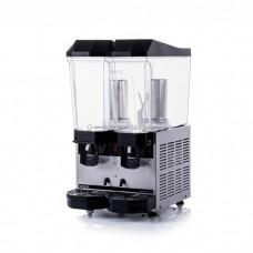 Samixir 2'li Şerbetlik Ayran Soğutma Makinesi - 2 x 20 litre S+A