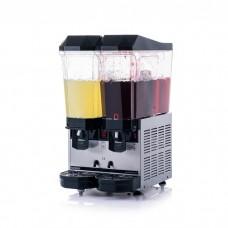 Samixir 2'li Limonata Şerbet Soğutma Makinesi - 2 x 20 litre S+S
