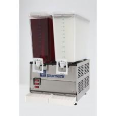 Şerbetmatik 2'li Şerbetlik Ayran Soğutma Makinesi - 2 x 20 litre S+A