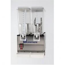 Şerbetmatik 2'li Ayran Soğutma Makinesi - 2 x 20 litre A+A