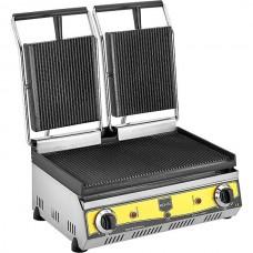 Remta 20 Dilim Çift Kapaklı Tost Makinası Elektrikli R80