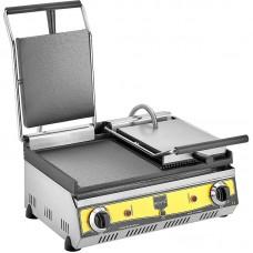 Remta 20 Dilim Çift Kapaklı Yarı Oluklu Tost Makinası Elektrikli R81