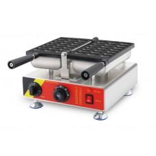 Çöp Şişli Bubble Waffle Elektrikli, Çöp Şişli Yuvarlak Waffle Topu Makinesi