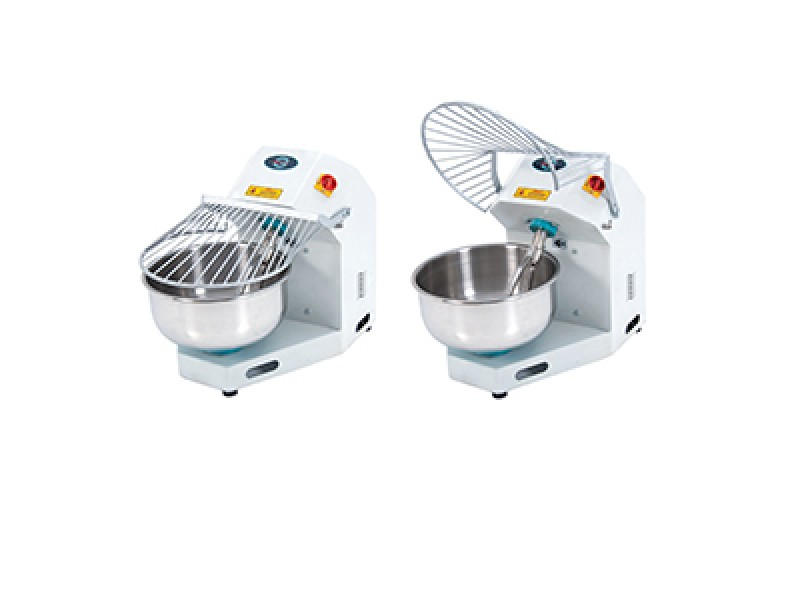 Bosfor 10 Kg Kafesli Hamur Yoğurma Makinesi UHMK-10M