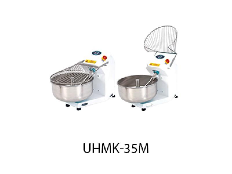 Bosfor 35 Kg Kafesli Hamur Yoğurma Makinesi UHMK-35M