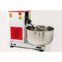 Hamur Yoğurma Makinası - 25 kg - Devirmeli Model Ayarlanabilir Mil - Çıkarılabilir Kazan