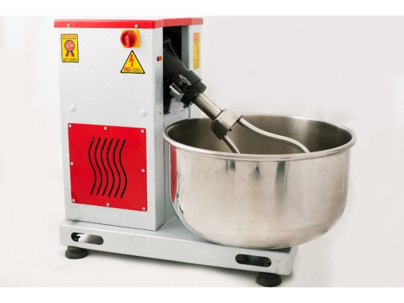 Dev Mikser 25 Kg Devirmeli Hamur Yoğurma Makinesi
