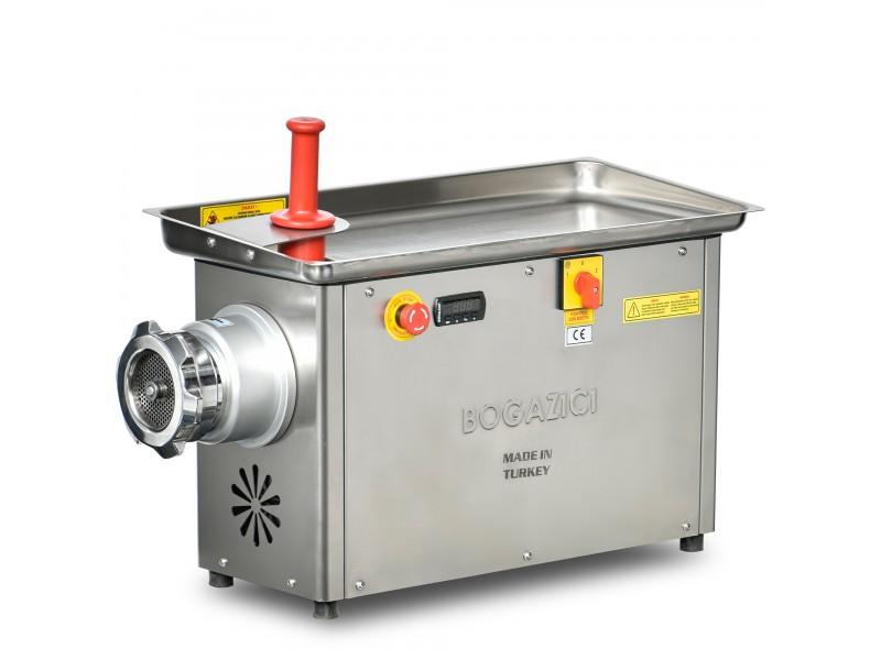 Boğaziçi 32 Paslanmaz Soğutmalı Kıyma Makinesi KOMPLE PASLANMAZ