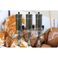 Çikolatalı Lokma - Lokma Çikolata Dolum Makinesi - 3 lü Set