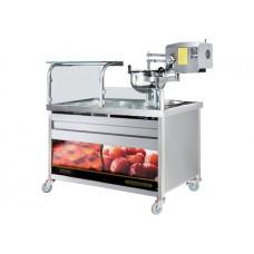 Lokma Makinesi - Tek Pişiricili Elektrikli Lokma Tezgahı - Lüks Model