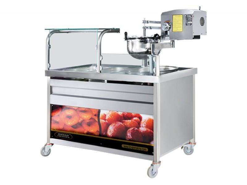 Lokma Pişirme Tezgahı - Lüks Model