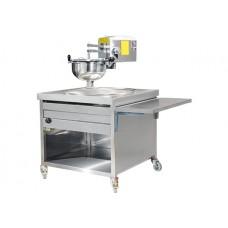 Lokma Makinesi - Tek Pişiricili Gazlı Lokma Tezgahı