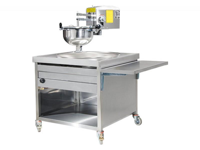 Lokma Pişirme Makinesi Tezgahlı