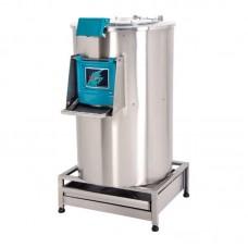 Bosfor 50 Kg Filtreli Patates Soyma Makinesi Trifaze