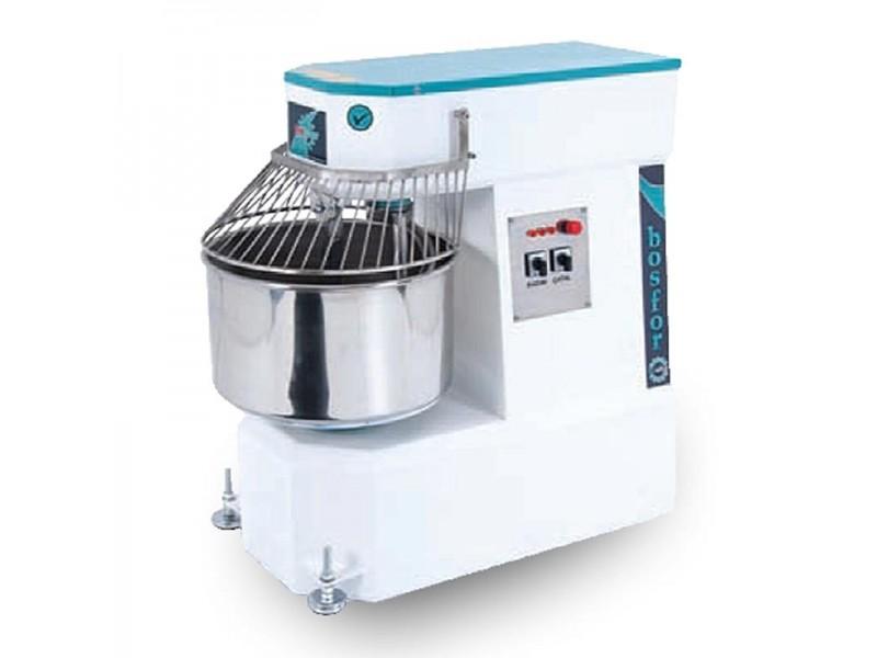 Bosfor 15 Kg Spiral Hamur Yoğurma Makinesi Trifaze