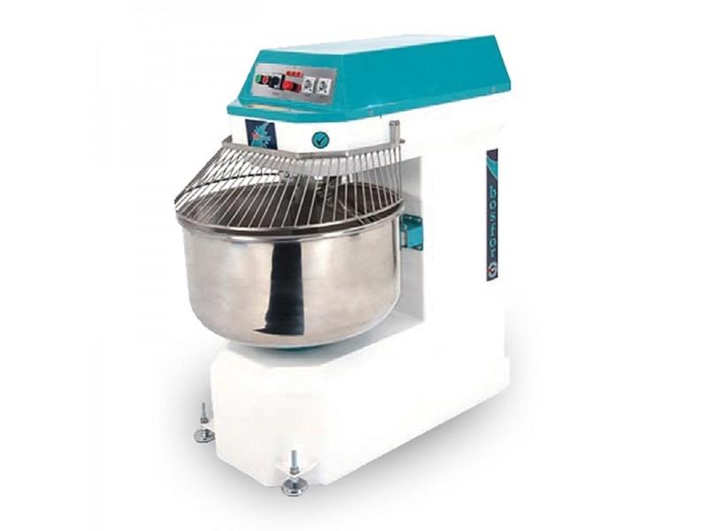 Bosfor 50 Kg Spiral Hamur Yoğurma Makinesi Trifaze