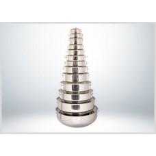 Yürük - Helvane Tencere / Kapaklı 30 x 15 cm 10 litre 30 Kişilik