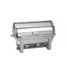 Kayalar Rolltop Kapak Chafing Dish - Reşo Elektrikli