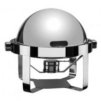 Öztiryakiler Chafing Dish Reşo Küresel Kapak Elektrikli
