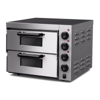 Arisco Çift Katlı Profesyonel Pizza Fırını - PDK40
