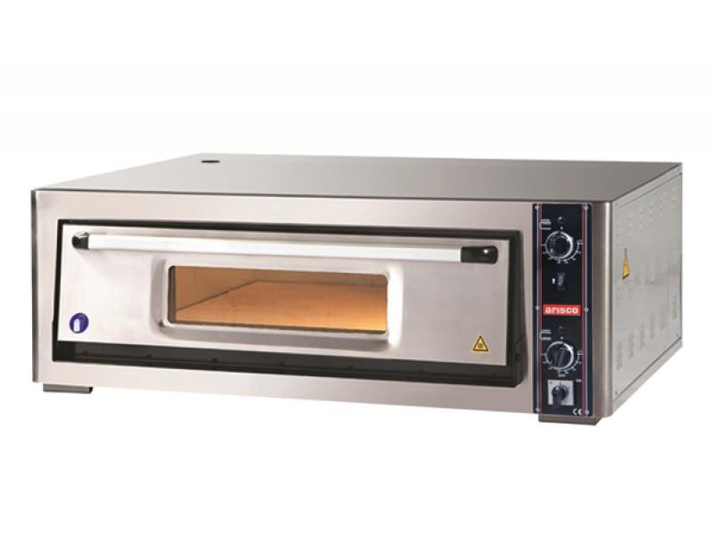 Arisco Tek Katlı Pizza Fırını 25 cm x 5 Pizza LZ2504