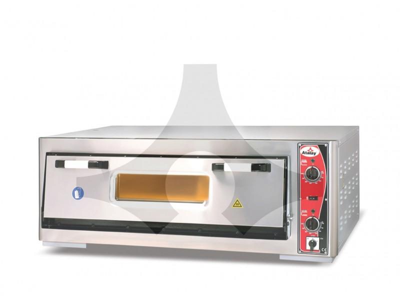 Atalay Tek Katlı Pizza Fırını 30 cm x 6 Pizza APF-962-1