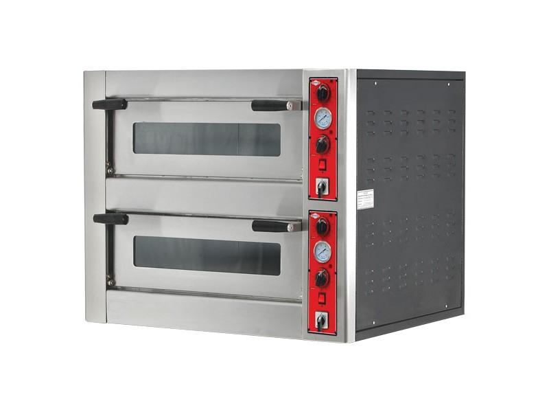 Empero Çift Katlı Pizza Fırını 25 cm x 16 Pizza EMP 8+8