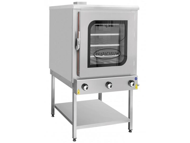 Karacasan Gazlı Pasta Börek Fırını 900x600x1600 Doğalgaz ve LPG li