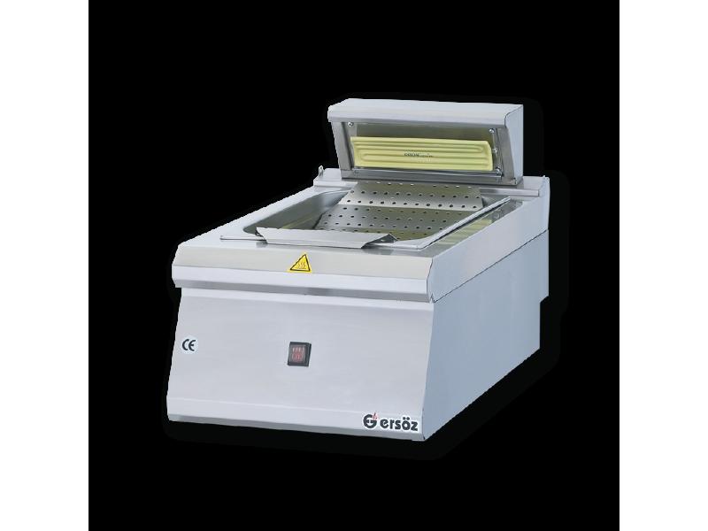 Ersöz Patates Dinlendirme Makinesi / Profesyonel Patates Dinlendirme Makinesi / Elektrikli