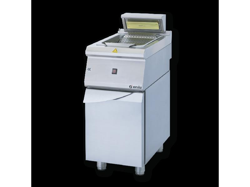 Ersöz Patates Dinlendirme Makinesi / Profesyonel Patates Dinlendirme Makinesi / Elektrikli / Dolaplı