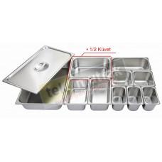 Gastronom Küvet 1/2 - 100 mm