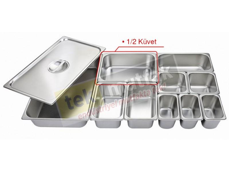 Gastronom Küvet 1/2 - 200 mm