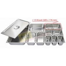 Gastronom Küvet 1/3 - 100 mm