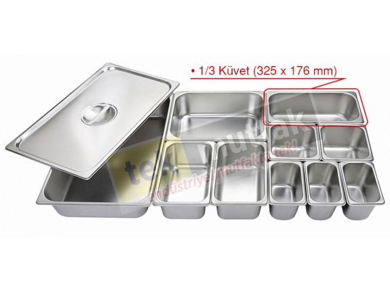 Gastronom Küvet 1/3 - 200 mm