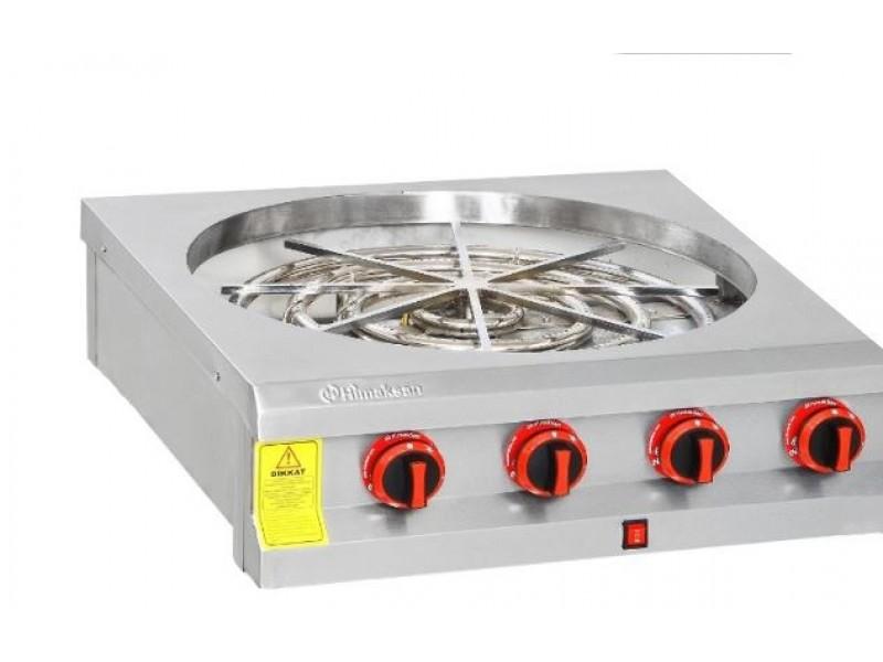 Himaksan Set Üstü Su Böreği Ocağı Tek Pişiricili Gazlı Ce Belgeli Motorlu