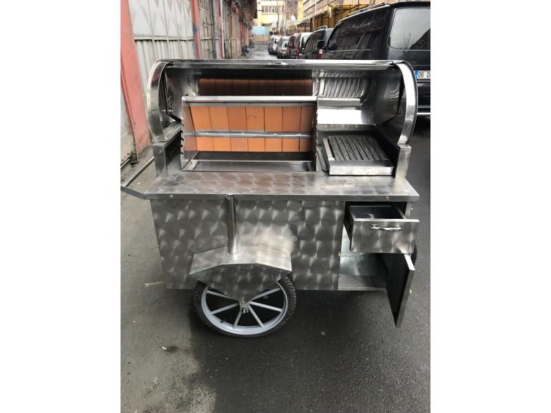 Kokoreç Arabası - 120 cm
