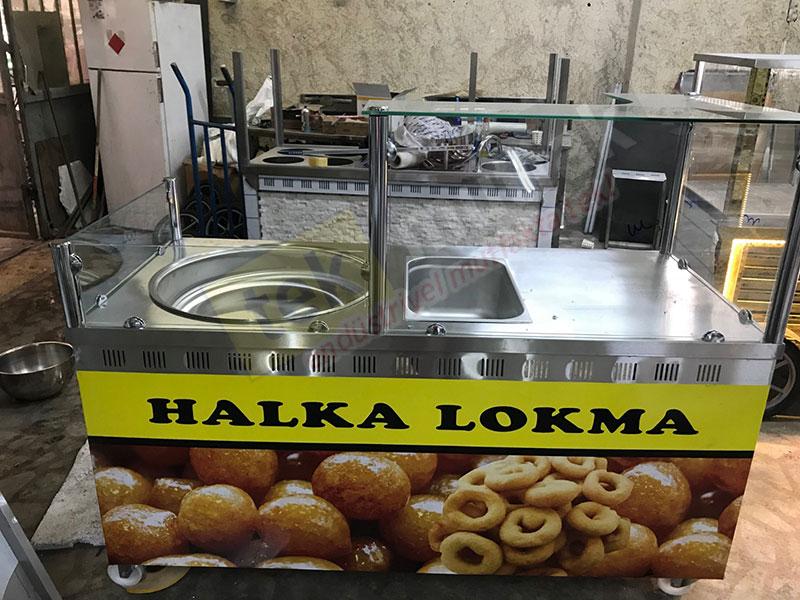 Lokma Tezgahı - Saray Lokma Halka Lokma