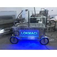 Lokma Tezgahı - Saray Seyyar Lokma Tezgahı - 7 Litre Lokma Makinesi