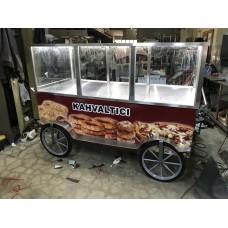 Simit Arabası - kahvalti - Börek Arabası - Poğaça Arabası