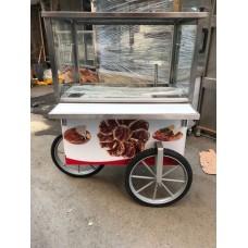 Simit Arabası - Börek Arabası - Poğaça Arabası