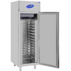 CSA İnox Dikey Buzdolabı - 650 Litre 304 Paslanmaz