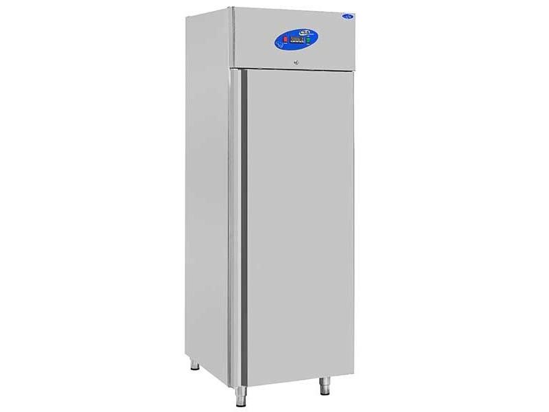 CSA İnox Dikey Tip Buzdolabı - 700 Litre