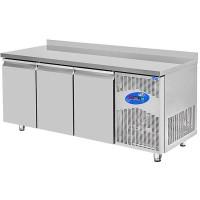 CSA İnox Tezgah Tip Buzdolabı 400 Litre 3 Kapılı