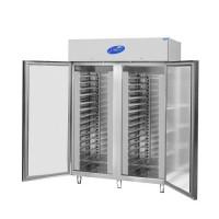 CSA İnox Hamur Dinlendirme Dikey Tip Buzdolabı Raflı - 1400 Litre
