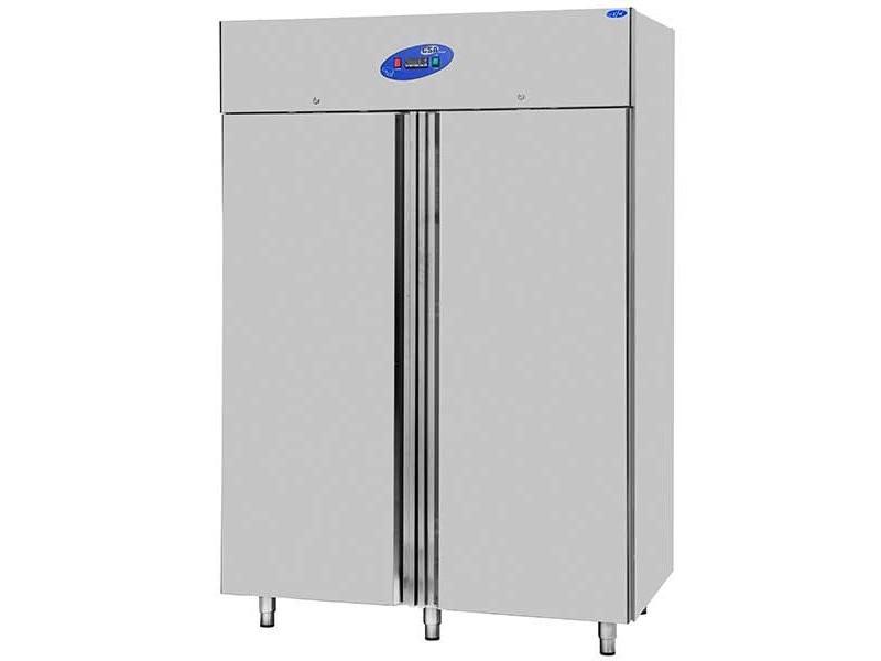 CSA İnox Dikey Buzdolabı - 1350 Litre 304 Paslanmaz