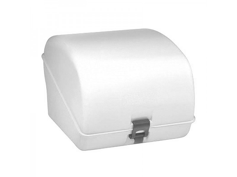 Avatherm Ergoline Motor Arkası Thermobox - Pizzabox Beyaz